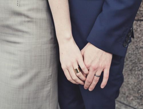 Wedding Ring Commission – Tiz and Josh