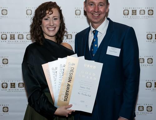 Goldsmiths' Craft and Design Awards 2018